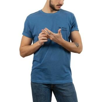 Vêtements Homme T-shirts manches courtes Klout  Azul