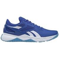 Chaussures Homme Fitness / Training Reebok Sport Nanoflex TR Blanc, Bleu