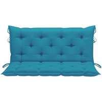 Maison & Déco Coussins VidaXL Coussin de balancelle 120 cm Bleu