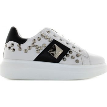 Chaussures Femme Baskets basses Gio Cellini ST025 Bianco / nero