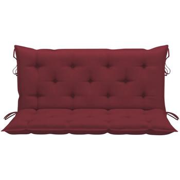 Maison & Déco Coussins VidaXL Coussin de balancelle 120 cm Rouge