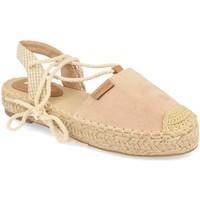 Chaussures Femme Sandales et Nu-pieds Ainy 2020-85 Beige