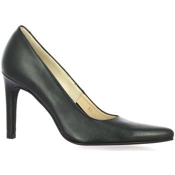 Chaussures Femme Escarpins Vidi Studio Nu pieds cuir Noir