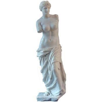 Maison & Déco Statuettes et figurines Muzeum Statue de collection La Vénus de Milo 43 cm Blanc