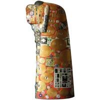 Maison & Déco Statuettes et figurines Muzeum Statuette de collection L'exaucement de Klimt Jaune
