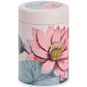 Maison & Déco Paniers, boites et corbeilles Zen Et Ethnique Boite Rose Padma pour le thé Contenance 125 gr Rose