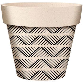 Maison & Déco Vases, caches pots d'intérieur Zen Et Ethnique Cache Pot en Bambou Beige