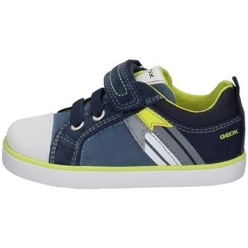 Chaussures Garçon Baskets basses Geox B15A7B-01022 AVIO