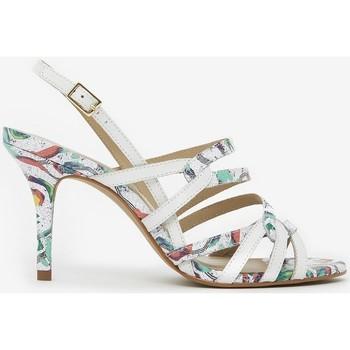 Chaussures Femme Sandales et Nu-pieds San Marina EMBADA Blanc