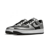 Chaussures Baskets basses Nike Air Force 1 Low Reflective Snakeskin Black/Silver/Black