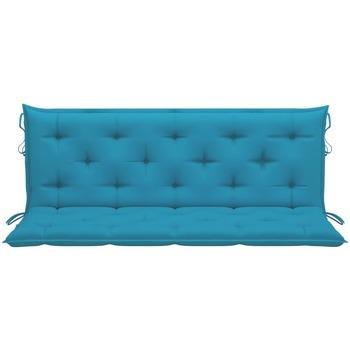 Maison & Déco Coussins VidaXL Coussin de balancelle 150 cm Bleu
