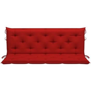 Maison & Déco Coussins Vidaxl 150 cm Rouge