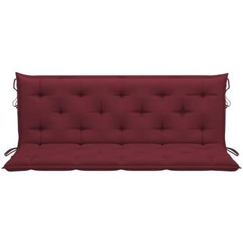 Maison & Déco Coussins Vidaxl Coussin de balancelle 150 cm Rouge
