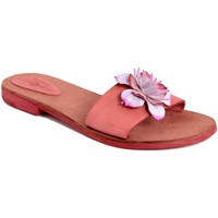 Chaussures Femme Mules Summery  Rosso