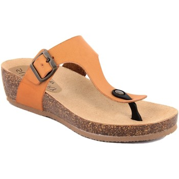 Chaussures Femme Tongs Summery  Beige