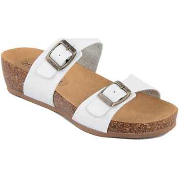 Chaussures Femme Mules Summery  Bianco