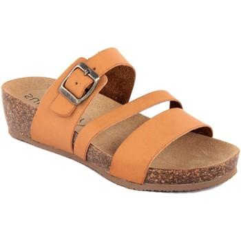 Chaussures Femme Sandales et Nu-pieds Summery  Beige
