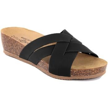 Chaussures Femme Mules Summery  Nero