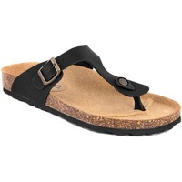 Chaussures Femme Tongs Summery  Nero