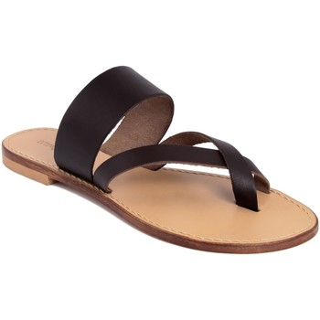 Chaussures Femme Tongs Summery  Marrone