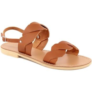 Chaussures Femme Sandales et Nu-pieds Donna Toscana  Marrone
