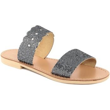 Chaussures Femme Sandales et Nu-pieds Donna Toscana  Grigio