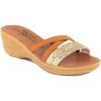 Chaussures Femme Sandales et Nu-pieds Summery  Oro