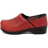 Chaussures Femme Sabots Marradini  Rosso