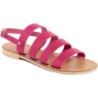 Chaussures Femme Sandales et Nu-pieds Donna Toscana  Rosa