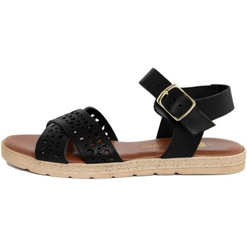 Chaussures Femme Sandales et Nu-pieds Gagliani Renzo  Nero
