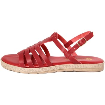 Chaussures Femme Sandales et Nu-pieds Gagliani Renzo  Rosso