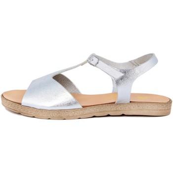 Chaussures Femme Sandales et Nu-pieds Gagliani Renzo  Argento