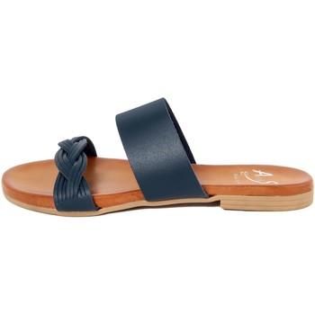 Chaussures Femme Mules Alissa  Blu