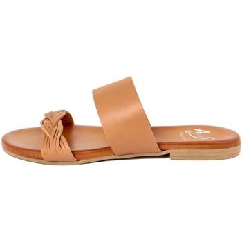 Chaussures Femme Mules Alissa  Beige