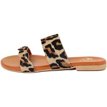 Chaussures Femme Mules Alissa  Multicolore