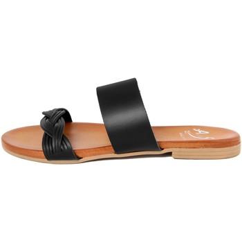 Chaussures Femme Mules Alissa  Nero