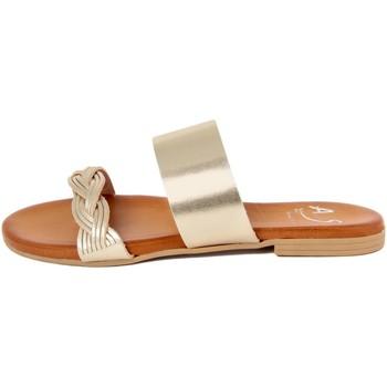 Chaussures Femme Mules Alissa  Oro