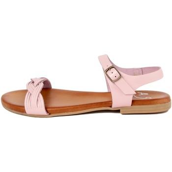 Chaussures Femme Sandales et Nu-pieds Alissa  Rosa