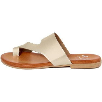 Chaussures Femme Tongs Alissa  Oro