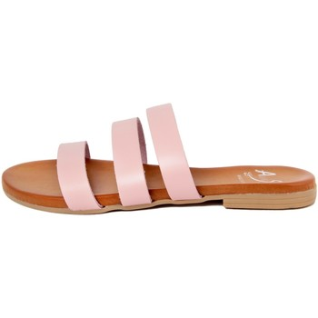 Chaussures Femme Mules Alissa  Rosa