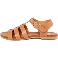 Chaussures Femme Sandales et Nu-pieds Alissa  Beige