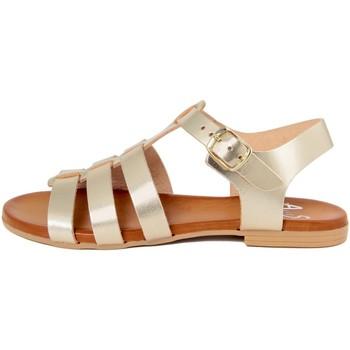 Chaussures Femme Sandales et Nu-pieds Alissa  Oro