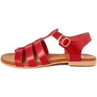 Chaussures Femme Sandales et Nu-pieds Alissa  Rosso