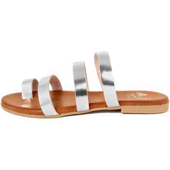 Chaussures Femme Tongs Alissa  Argento