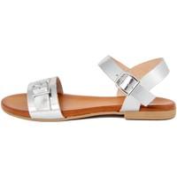 Chaussures Femme Sandales et Nu-pieds Alissa  Argento