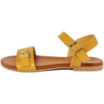 Chaussures Femme Sandales et Nu-pieds Alissa  Giallo