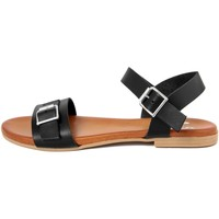 Chaussures Femme Sandales et Nu-pieds Alissa  Nero