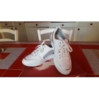 Chaussures Femme Baskets basses Mustang Basket basse Blanc