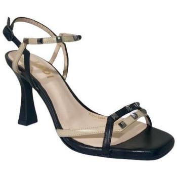 Chaussures Femme Escarpins Lodi Escarpin halima Noir