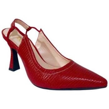 Chaussures Femme Escarpins Lodi Escarpin monroe rouge